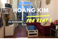 Cho thuê chung cư Hoàng Kim Quận 7/60m2/02PN