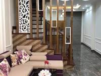 Bán nhà mặt ngõ 40m2 nhà mới,ngõ 5m,ngõ thông Văn Cao-Ba Đình 4.3 tỷ