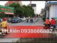 Bán đất mặt đường TĐC Bắc Vang, Dương Quan, Thủy Nguyên 103m2.