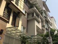 Cho thuê nhà khu Đào Tấn. Dt: 80m2 x 4,5 tầng. nhà có gara ô tô.  Mỗi tầng thiết...