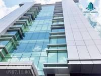 Cho Thuê khách sạn 8 tầng MT Nguyễn Thái Học Q1 4x16m 140tr