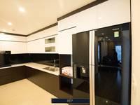 Cho thuê CHCC GOLDMARK CITY - R4-18 DT 110M2,3PN full đồ,18tr/tháng