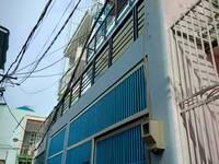 Cho thuê nhà đường số 9 P16 ,4 tầng,7m x 7m,10tr/tháng