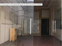 Cho thuê nguyên căn nhà mặt tiền đường Nguyễn Thị Thập phường Bình Thuận Quận 7, DT 64m2, giá 45Tr/T...