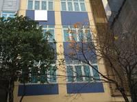 Nhà phố thái thịnh - yên lãng 110m2 x 6 tầng mt:6m vị trí đắc địa, vỉ hè rộng, kinh...