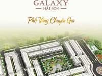 Galaxy Hải Sơn - Phố vàng chuyên gia