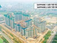 Căn hộ Vinhomes Smart City 1,7 tỷ 2PN LS 0