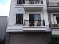 Nhà 4 tầng cho thuê 2 tầng tại Dm4-3 Làng nghề Vạn Phúc, Tố Hữu, Hà Đông, Hà Nội