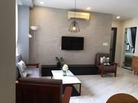 Chung cư lớn, đầy đủ nội thất ở Gold view Q4, đường Vân Đồn
