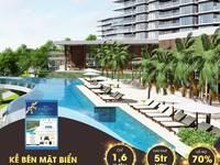 Dự án căn hộ Edna Resort - chỉ 1tỷ6 - 100 view biển - sở hữu lâu dài