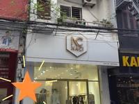 Cho thuê cửa hàng mặt phố Bùi Thị Xuân Q HBT HN