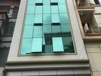 Cho thuê nhà đường Trần Quôc Vượng Dịch Vọng Hậu. DT 100m2 xây 7 tầng. MT 7m