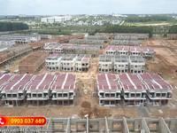 Bán nhà phố thương mại Mỹ Phước 1, 1 trệt 1 lầu, đối diện đại học Việt Đức