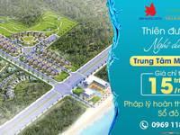 Cơ Hội Đầu Tư Vàng Tropical Ocean Villa Resort Sở Hữu Lâu Dài Chỉ Từ 15tr/m2