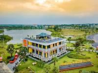HomeLand Paradise   Mở bán phân khu mặt tiền sông cổ cò view CoCobay giá 21 triệu/m2