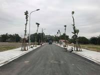 Dự án đất nền Green Park Hải Hà ngay cổng chào phía Nam Thành Phố
