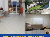Căn hộ 02 phòng ngủ chung cư Conic Garden - KDC Conic