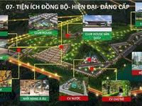 Biệt thự, Villas view sân Golf 27 lỗ tại Đức Hòa, Long An giá chỉ 3,2 tỷ/căn
