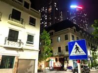 Cho thuê Biệt Thự Liền Kề - 5 tầng giá 35tr   khu Văn phú - La Casta