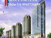 Cho thuê văn phòng cao cấp tại tòa nhà Hapulico Nguyễn Huy Tưởng, Thanh Xuân, Hà Nội