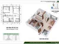 Căn hộ chung cư 3 phòng ngủ - Giá tốt nhất
