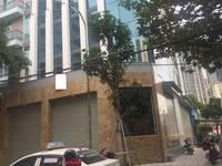 Cho thuê tòa nhà lô góc mới xây xong 7 tầng và 1 hầm làm văn phòng, bệnh viện, thẩm...