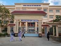 Chính chủ bán đất thổ cư đối diện trường học Bình Thuỷ 100m2 có sổ hồng - lh 0934.161.469
