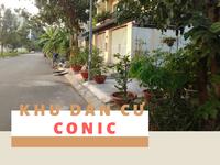 Đất nền đường số 3B khu dân cư Conic giá tốt nhất
