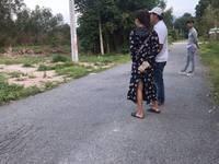Cần bán gấp lô đất Tóc Tiên - Hắc Dịch  thị xã Phú Mỹ  đường ngay giáo xứ...
