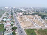 Bán nhà mặt đường QL1A - cổng chào phiaas Nam Tp, nút giao Vinh - HÀ Nội - TTTP