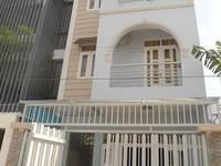Bán nhà MT khu phố ẩm thực Cư Xá Phú Lâm B, Quận 6, nhà 2 tấm, 4.1 x 23.5m,...