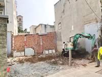 Bán đất hẻm xe hơi 1027 Huỳnh Tấn Phát, P. Phú Thuận, Q7