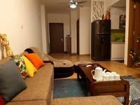 Cho thuê chung cư Hope Residence Sài Đồng 2 ngủ, full đồ đẹp, 10tr/tháng