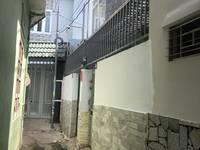 Cho thuê nhà nguyên căn 2 tầng hẻm Tháp Bà giá 4.5tr/tháng