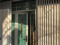Chính Chủ Cần Bán Gấp Nhà 1 Lầu Hẻm 31 Nhánh Cầu Tân Thuận, P.TTT, Quận 7