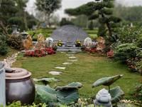 Nhượng lại khuôn viên mộ phần tại nghĩa trang Thiên Đức Vĩnh hằng viên