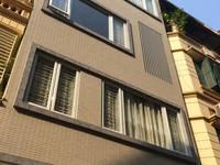 Cần cho thuê Dt 92m2 nhà 5,5 tầng mt:5m khu phố Kim Mã, Phố siêu kinh doanh ...