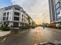 Cho thuê shophouse 5 tầng đường lớn Hàm Nghi Vinhome Mỹ Đình