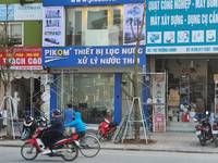 Cho thuê nhà mặt đường Trường Chinh, quận Thanh Xuân, Hà nội