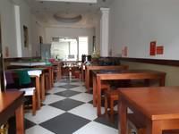 Cho thuê cửa hàng bán hàng ăn hoặc cafe DT 60 m2 mặt tiền 4 m gần Hồ Văn Quán...