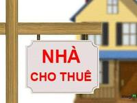 Cho thuê nhà 3 tầng  trong ngõ 18 lạch tray Lê chân Hải PHòng  - 5tr