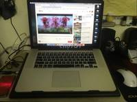 Macbook pro 2015 15 inch fullbox 99%