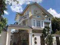 Bán biệt thự đất thổ cư và chuyên dùng 1125m2 mặt tiền trần văn giàu, tp cần thơ.