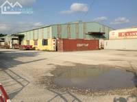 Cần cho thuê gấp kho xưởng diện tích 2400m2 gần ngã 3 đình vũ