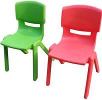 1 Thanh lý bàn ghế mầm non, bàn nhà trẻ, ghế nhựa đúc chỉ có 95k