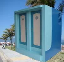 5 Nhà vệ sinh và thùng rác giá rẻ toàn quốc