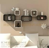 4 Tủ kệ phòng khách   vẻ đẹp từ sự đơn giản   tinh tế