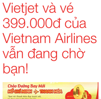 1 Khuyến mại chào bay nội địa, quốc tế nhanh tay giành ngay vé rẻ