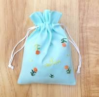 4 Cung cấp túi vải voan, túi thơm, túi đựng quà tặng