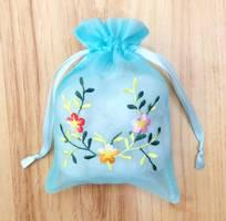 17 Cung cấp túi vải voan, túi thơm, túi đựng quà tặng